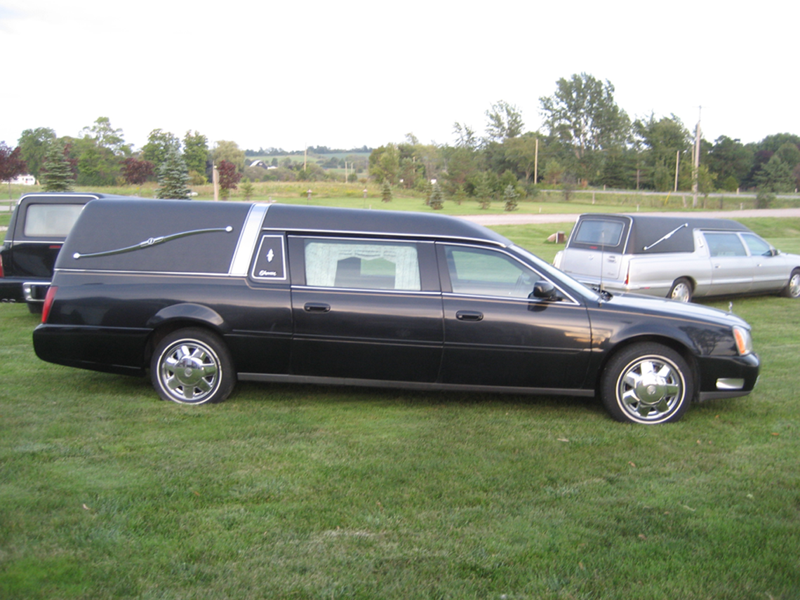 2002 Cadillac side view