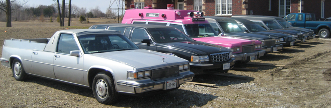 The Last Ride Hearse Sales and Rentals