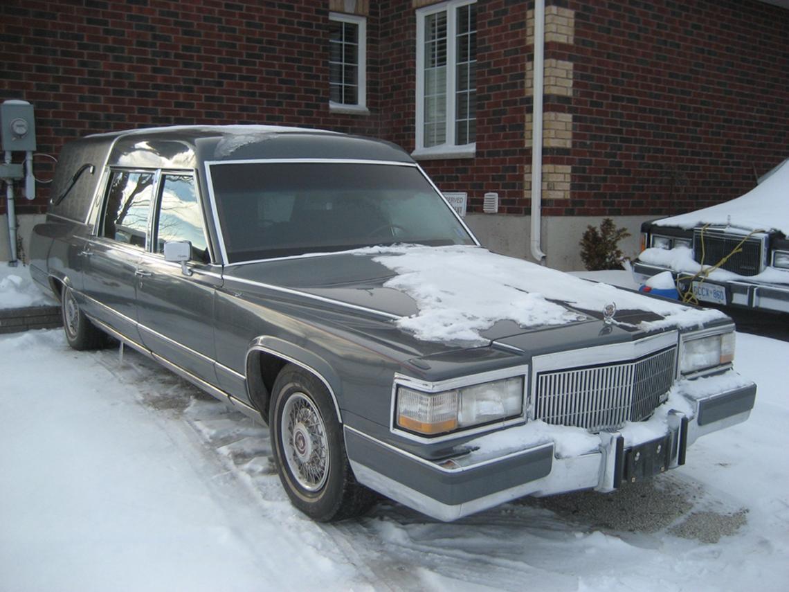 1990 Cadillac Eureka Front View