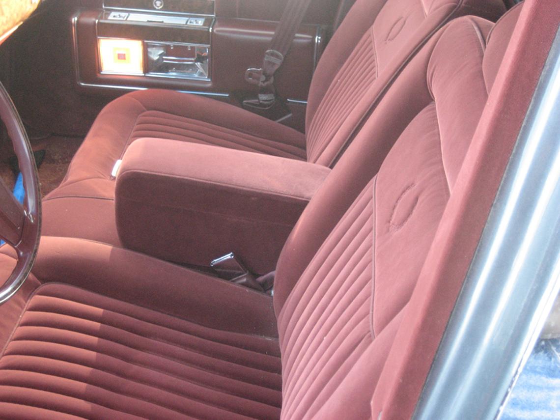 90 Cadillac Eureka Inside Front