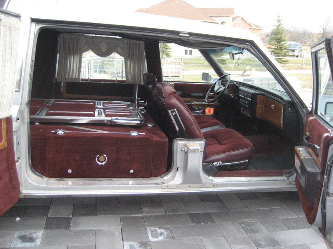 1981 Superior Crown Sovereign Suicide Doors