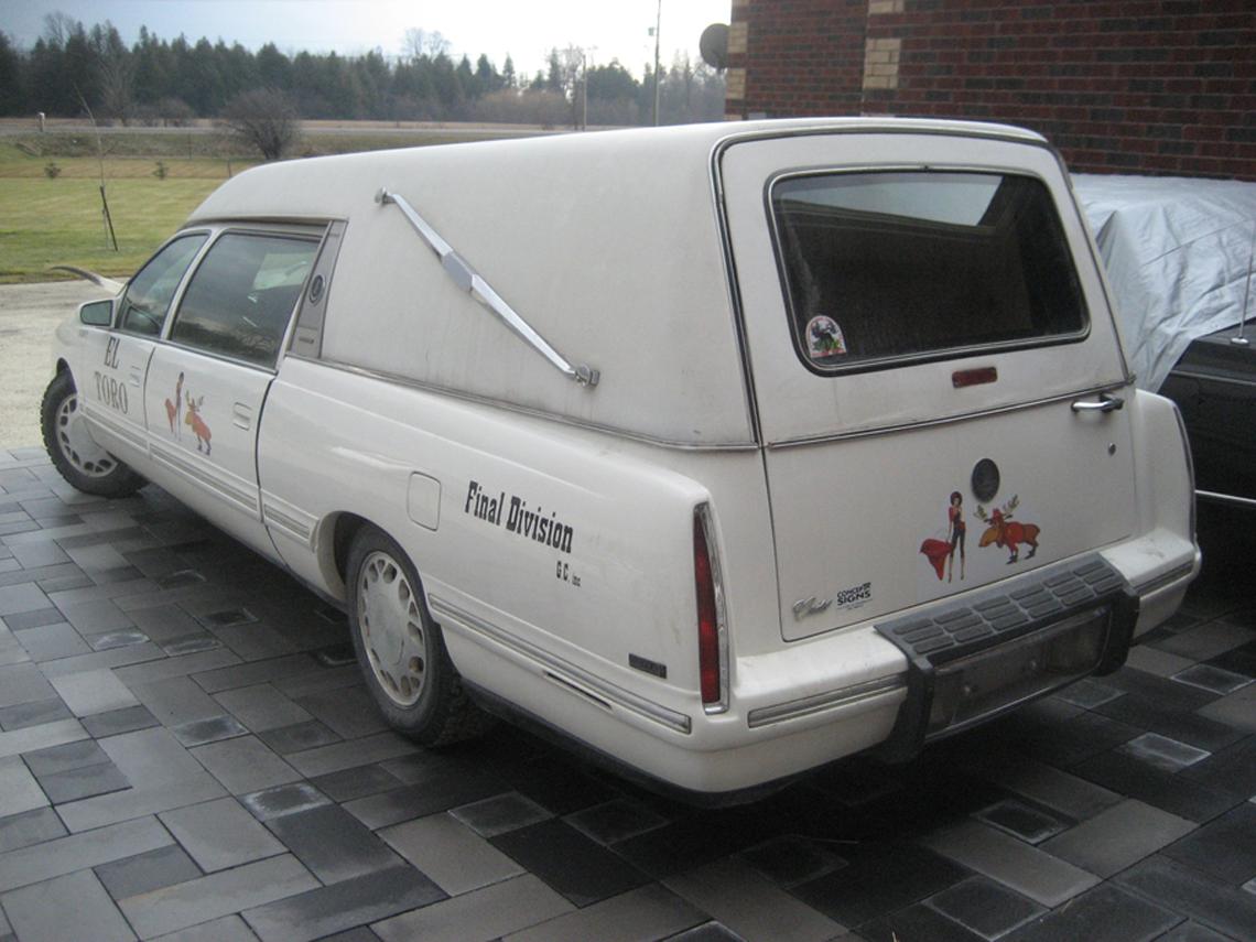 1997 Eureka Rear View