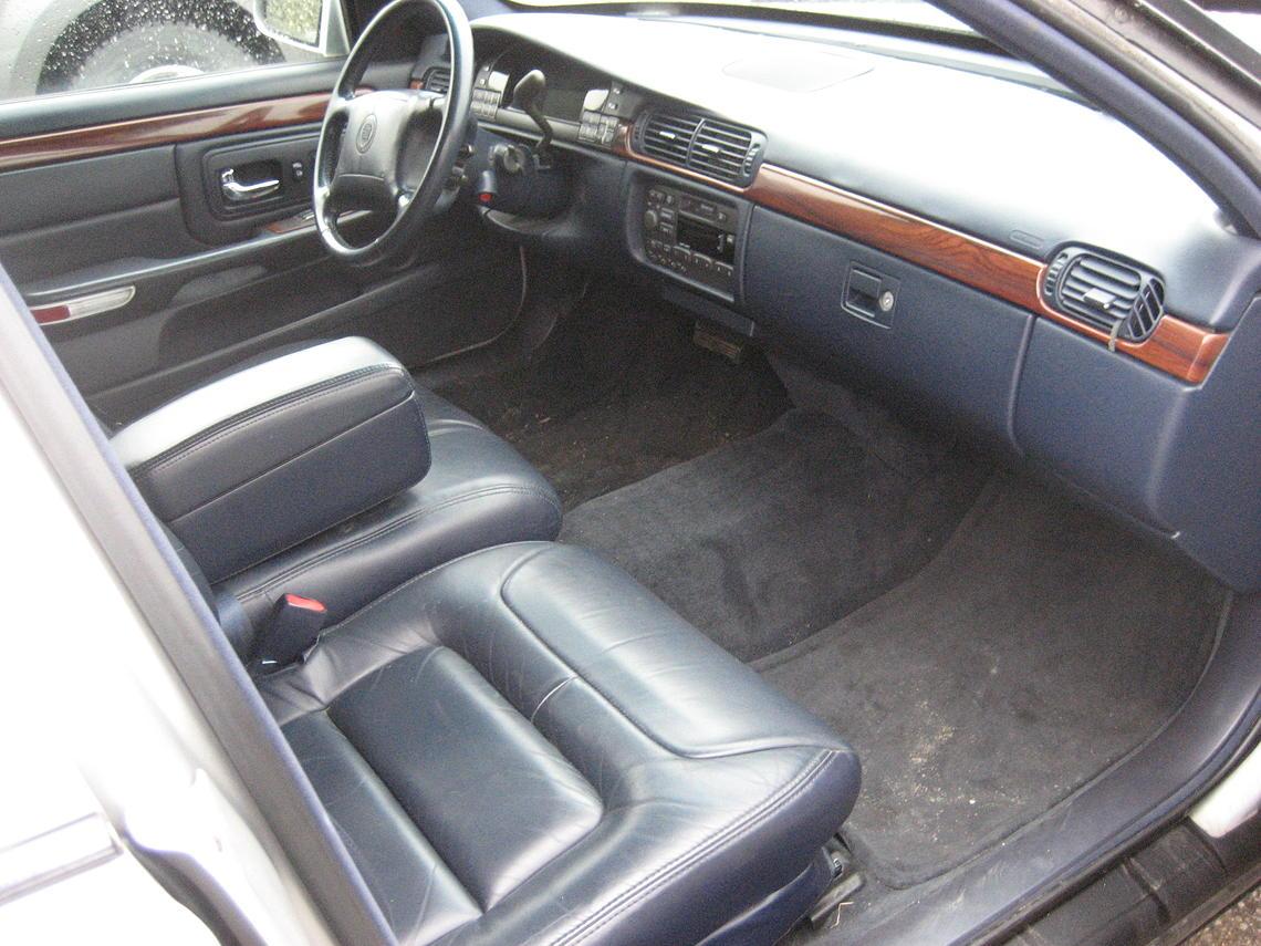99 Eureka Interior