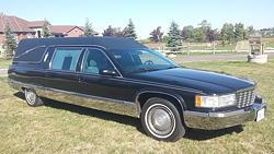 96 Cadillac Federal