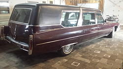 74 Hearse/Ambulance Combo
