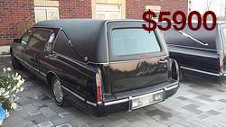 97 S&S Cadillac Hearse
