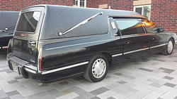 98 Eureka Cadillac Hearse