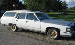 1981 Cadillac Estate Car