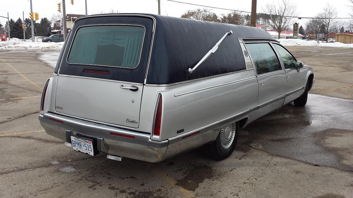 1994 Eureka Cadillac Rear