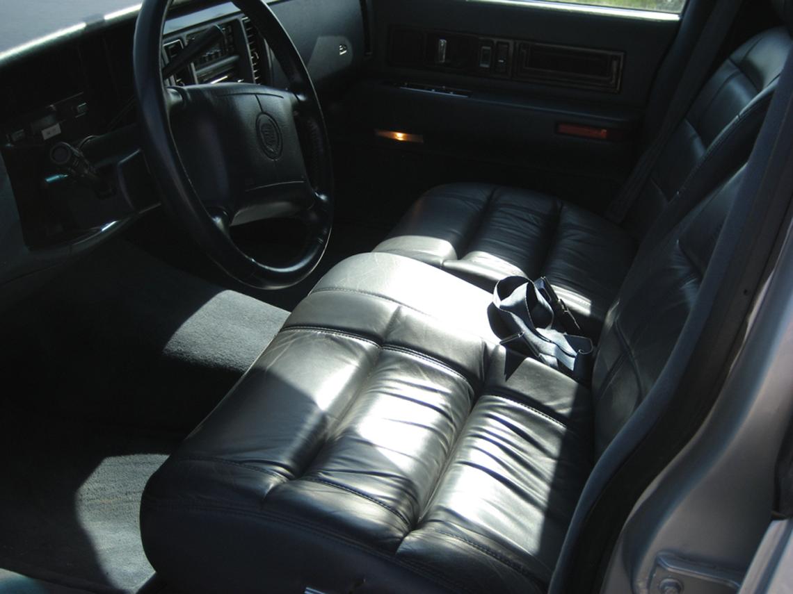 1994 Eureka Cadillac Interior