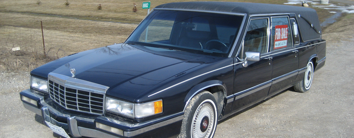 The Last Ride – Hearse Sales and Rentals