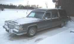 1990  Cadillac Hearse