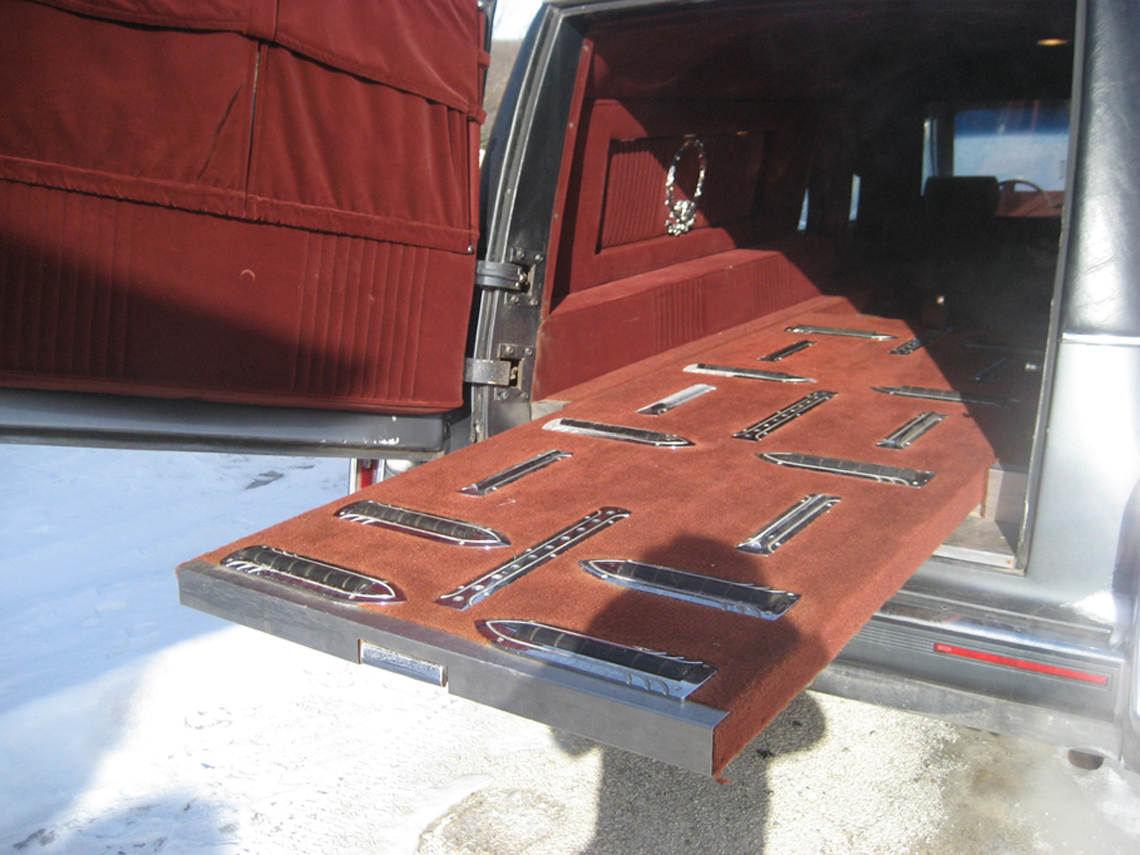1990 Cadillac Eureka Backdoor