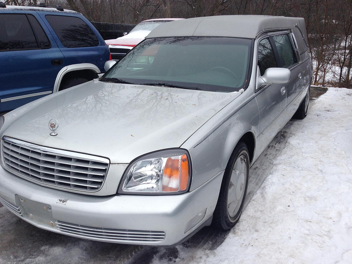 2000 Cadillac