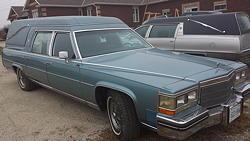 1985 Superior Cadillac