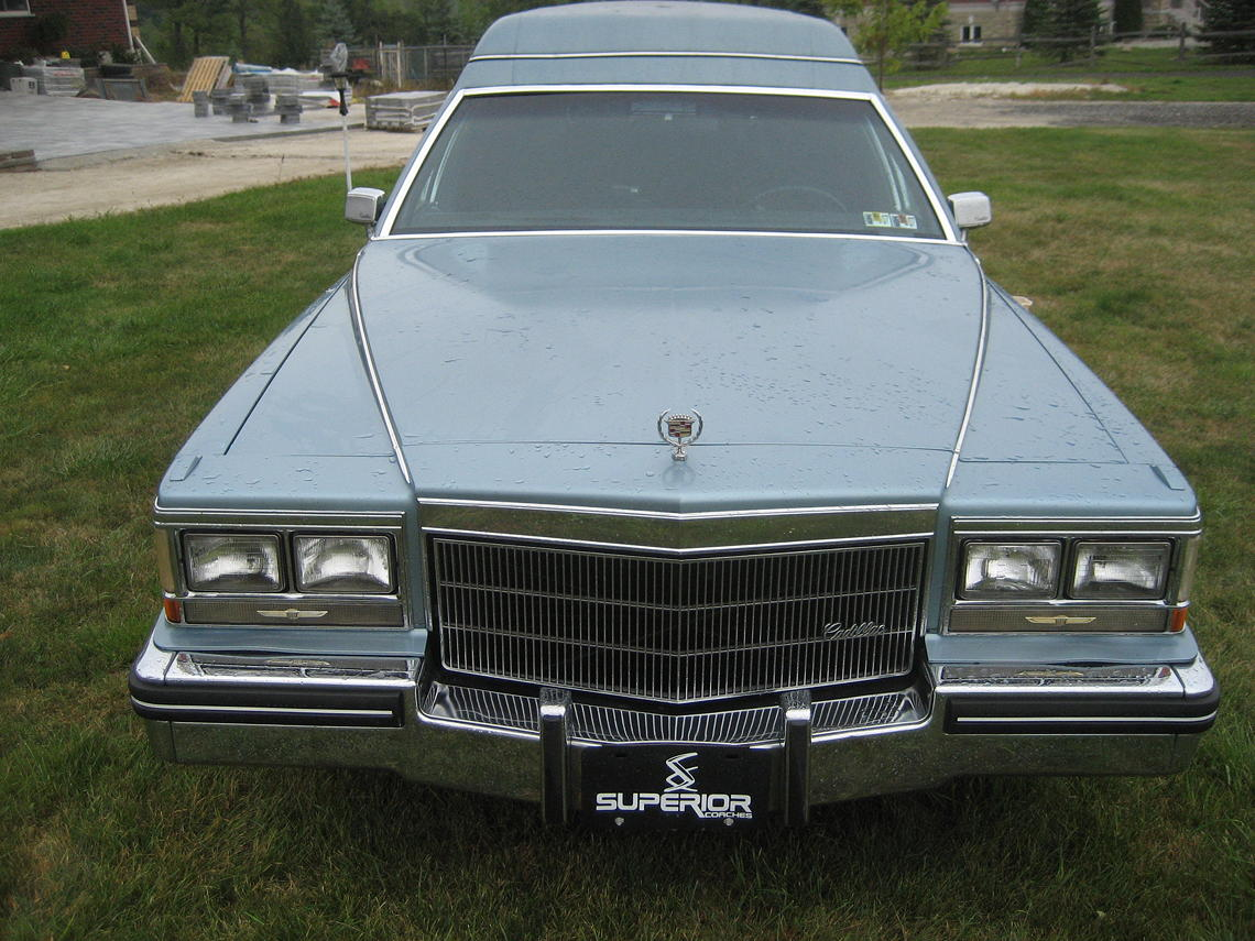 frontview 85 cadillac