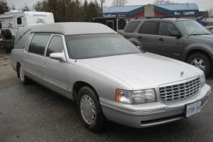 99 Eureka Cadillac
