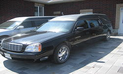 2003 National Cadillac Hearse