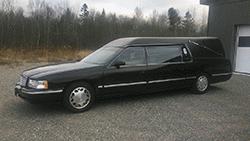 1999 Cadillac Eureka Hearse