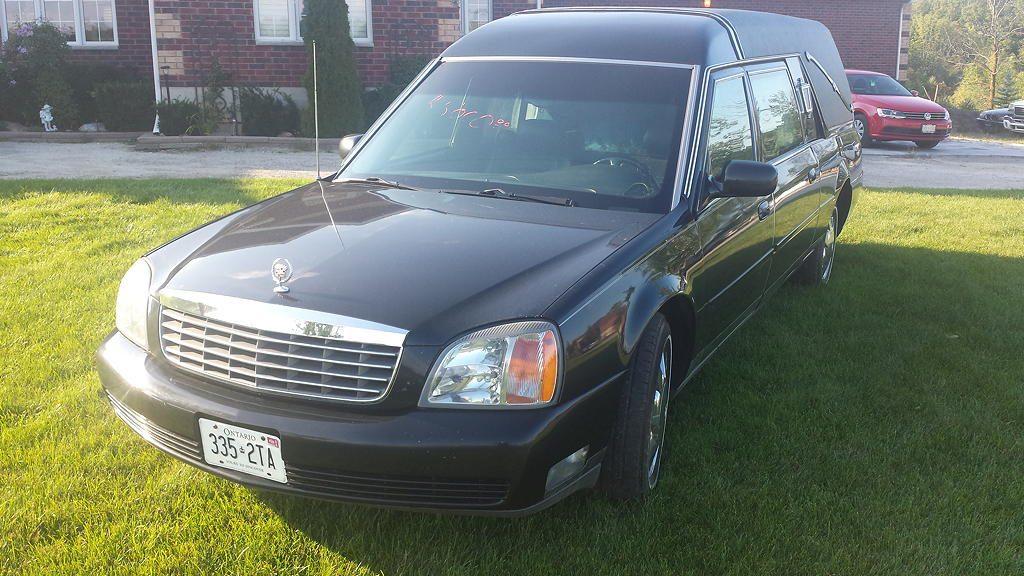 2001 SS Cadillac front