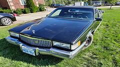 1990 Cadillac Flower Car