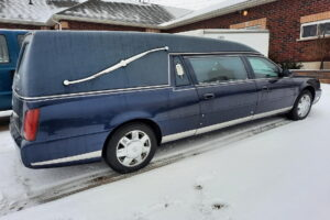 2003 National Funeral Coach