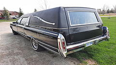 1991 Hearse/Funeral Coach
